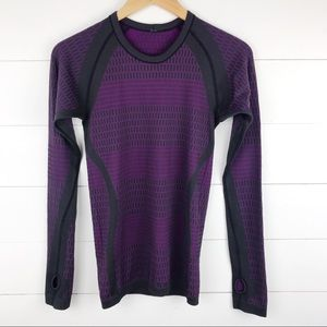 Lululemon 2 XXS Run Swiftly Tech Long Sleeve Thumb